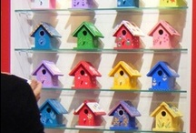 Cute Bird houses