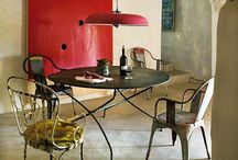 eclectic [Dining] / Tables and chairs