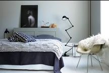 sweet [Bedroom] / Bedrooms to rest, read, work, love, catwalk, play, dream ... To live