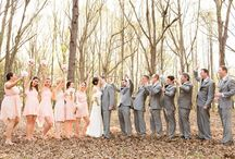 MS project / Peach, coral minth vintage wedding