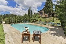 Our Luxury Villas in Tuscany / Windows on Italy's collection of #luxury villas for rent throughout Italy.