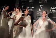 BAKCSTAGE  2013 / Backstage en Barcelona Bridal Week 2013. Backstage of Barcelona Bridal Week 2013