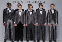 FUENTECAPALA  2014. PASARELA GAUDÍ 2013 / Fuentecapala #BarcelonaBridalWeek 2013 runway. Desfile de Fuentecapala en la #BarcelonaBridalWeek 2013 #Groom #Barcelona #Bridal #Fashion http://www.barcelonabridalweek.com/en/