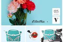 Mood / Madame Velo - mood board -bike bags & backpack - bike accessories, Moodboard -BIKE Taschen & Rucksack - Fahrrad-Zubehör - mmevelo.com