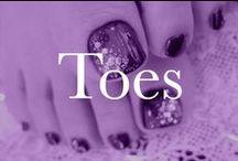 I love Toes
