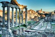 Italy I / Roma, Vatican, Tivoli, Napoli, Amalfi Coast, Pompeii + Vesuvius, Procida, Capri