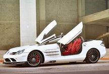 Mercedes-Benz Slr McLaren *All Models*