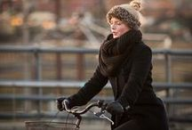 Autumn / Winter Outfits / Ideas for bicycle outfit