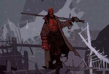 Hellboy / Comics
