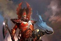 Warhammer 40.000 - Эльдар