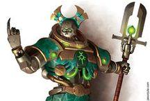 Warhammer 40.000 - Некроны