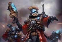 Warhammer 40.000 - Механикусы