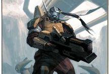 Warhammer 40.000 - Тау
