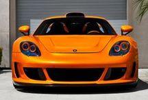 PORSCHE Carrera GT  2003-2006 / Carrera gt Fans