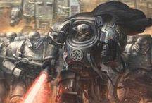 Warhammer 40.000 - Разное