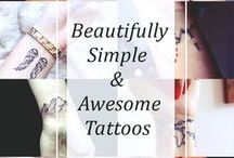 Tattoos / Simple and Awesome Tattoos