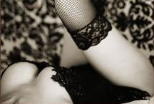 Boudoir Photography / Boudoir photography is a photographic style featuring intimate, romantic, and sometimes erotic images..