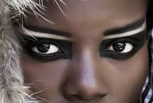 Isintu Modern / A collection of exquisite deco, fashion and makeup for the modern Xhosa woman.