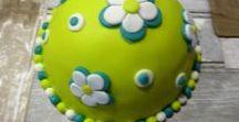 Themataarten_Bloemen / Taarten, cupcakes, koekjes en allerlei ander zelf gemaakt lekkers
