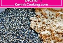 Recipes - Spice blends