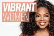 VIBRANT WOMEN / by Vibrant Nation