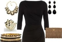 LITTLE BLACK DRESS / by One Style at a Time