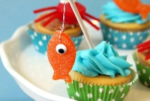 Under the Sea Candy Buffet Ideas!