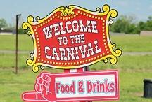 Carnivals, fairs and fun!