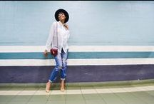 Today I'm Wearing... / Fabulous fashion from GLAMOUR.co.za's style diarists.
