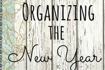 Organizing / by Sharon Poarch