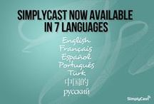 SimplyCast News / Company news including added features, launches, press, cake etc.