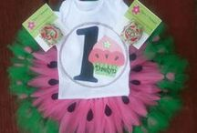 Christiane's Watermelon Themed 1st Birthday Party