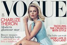COME ON VOGUE / Vogue Cover Archives / by One Style at a Time