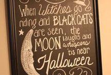 Halloween / by Sara Richlie