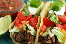 Recipes- Mexican / by Melissa Sellers
