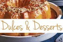 Desserts / Dessert recipes for new & classic Latin desserts: flan, churros, tortas, and more! / by The Latin Kitchen