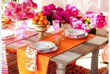 - TABLE SETTINGS - / by Mia Rosell Bondeson