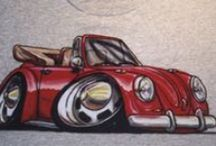 VW Beetle / by Alfonso Restrepo