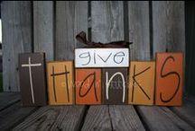 ThanksGiving / by Sara Richlie