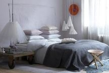 Interiors: bedroom  / by Lydilena
