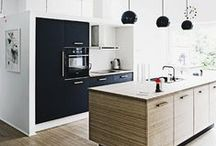 Interiors: kitchen / by Lydilena