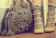 Shoes and bags / by Kim Donald