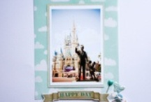 Disney Scrapbook Inspiration / by Diane Taylor