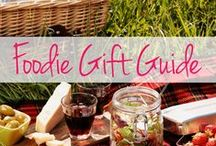 Foodie Gift Guide / For your foodie-friend or loved one: Give the gift of food for holidays, birthdays, and other occasions, with editors' favorite picks. / by The Latin Kitchen