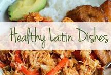 Healthy Latin Dishes / No need for your favorite Latin dishes to tip the scale. Try some healthy takes on Latin classics that are anything but bland. / by The Latin Kitchen