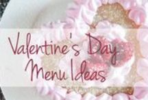 Valentine's Day Menu Ideas / Nothing says 'love' quite like a homecooked meal.  Go ahead - spoil your significant other (and yourself).     / by The Latin Kitchen