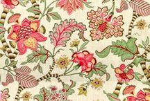 Baroque floral trend
