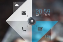 Graphic: user Interface / by Lydilena