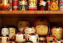 Kokeshi Doll Love