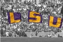 LSU & school stuff / by Abby Childress